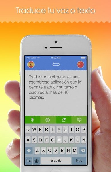 Traducteur Futé iPhone image 5