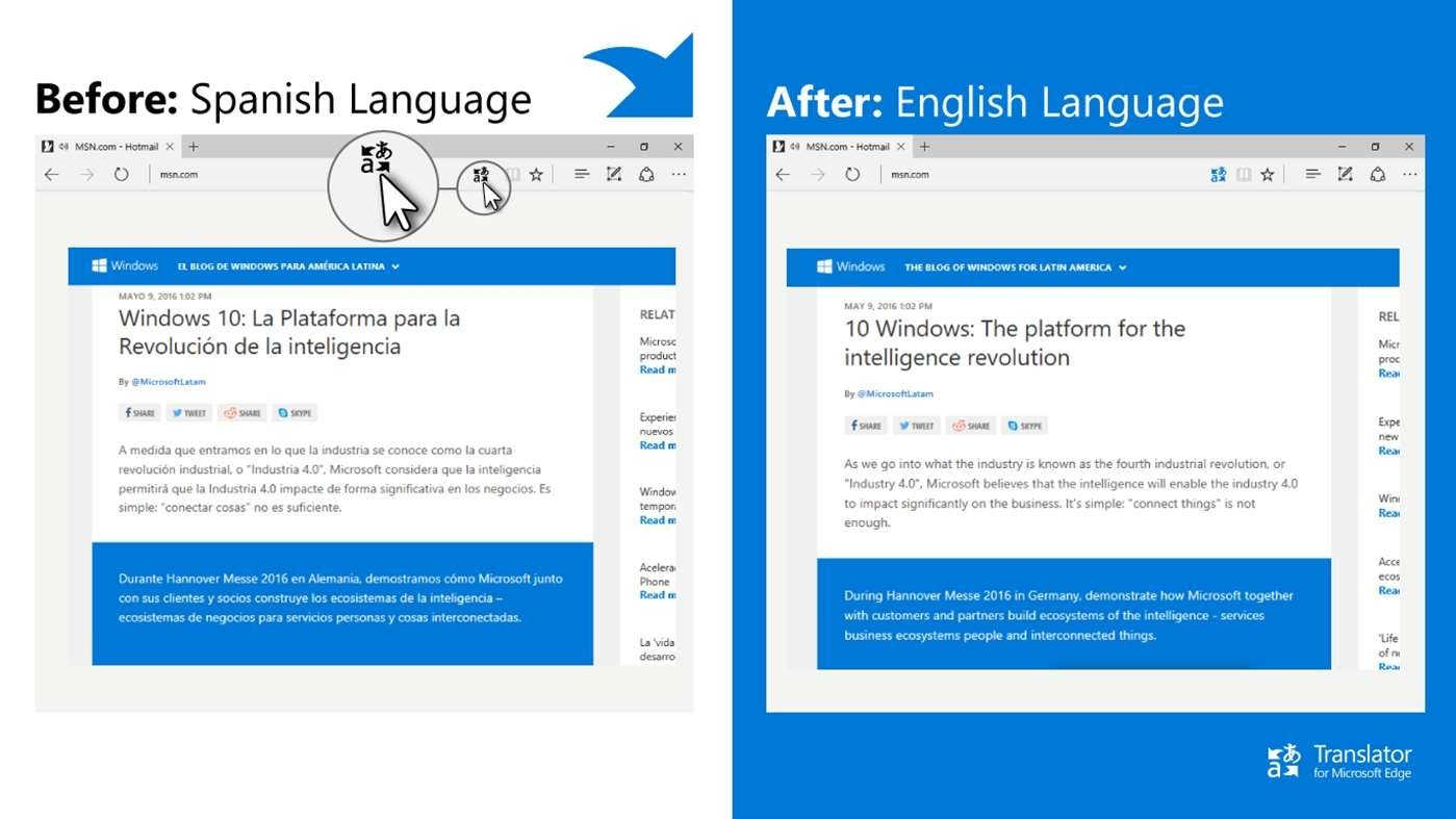 Translator For Microsoft Edge image 4