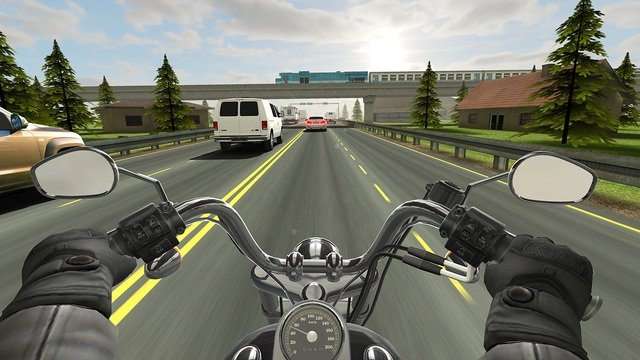 Traffic Rider iPhone image 5