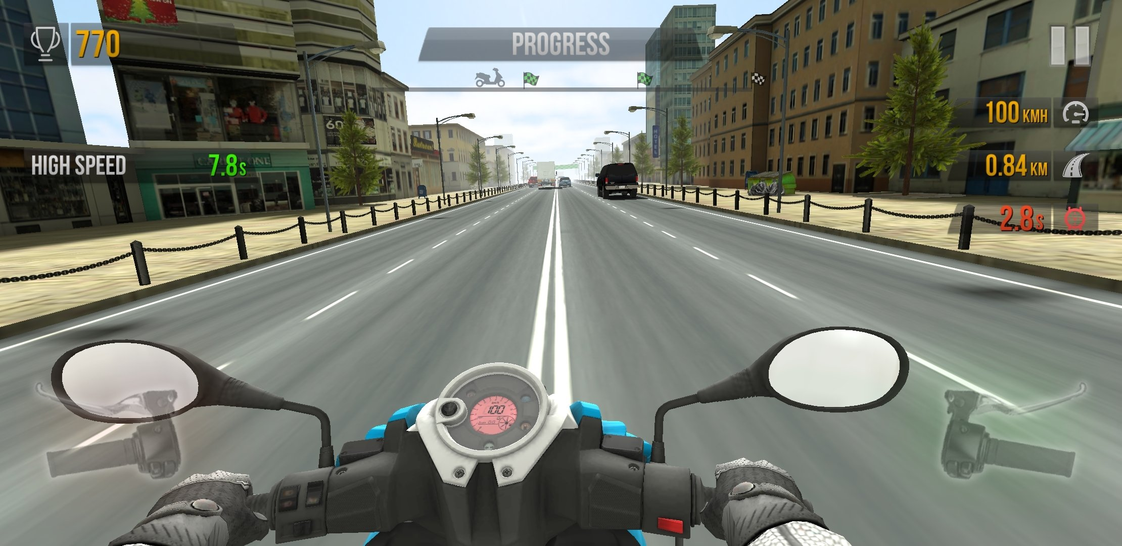 traffic racer android uptodown
