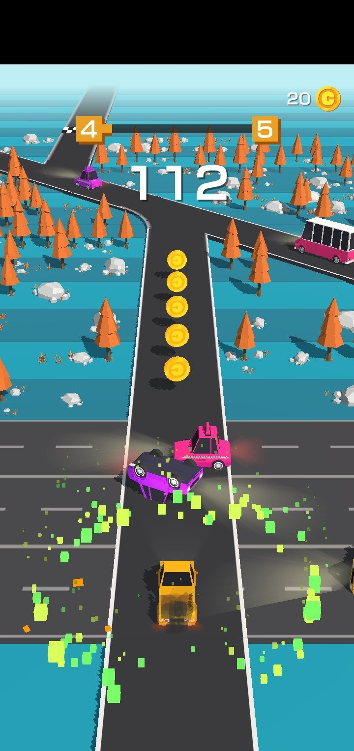Win A Free Iphone 6 >> Traffic Run! 1.6 - Download for Android APK Free