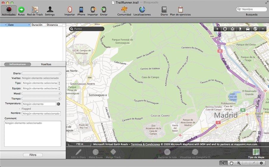 gps data analysis software mac