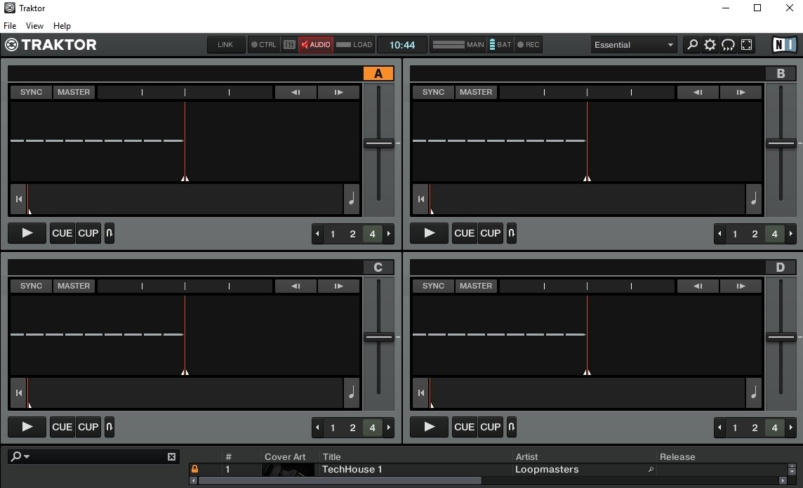 Traktor PRO 3 2 0 - Download for PC Free