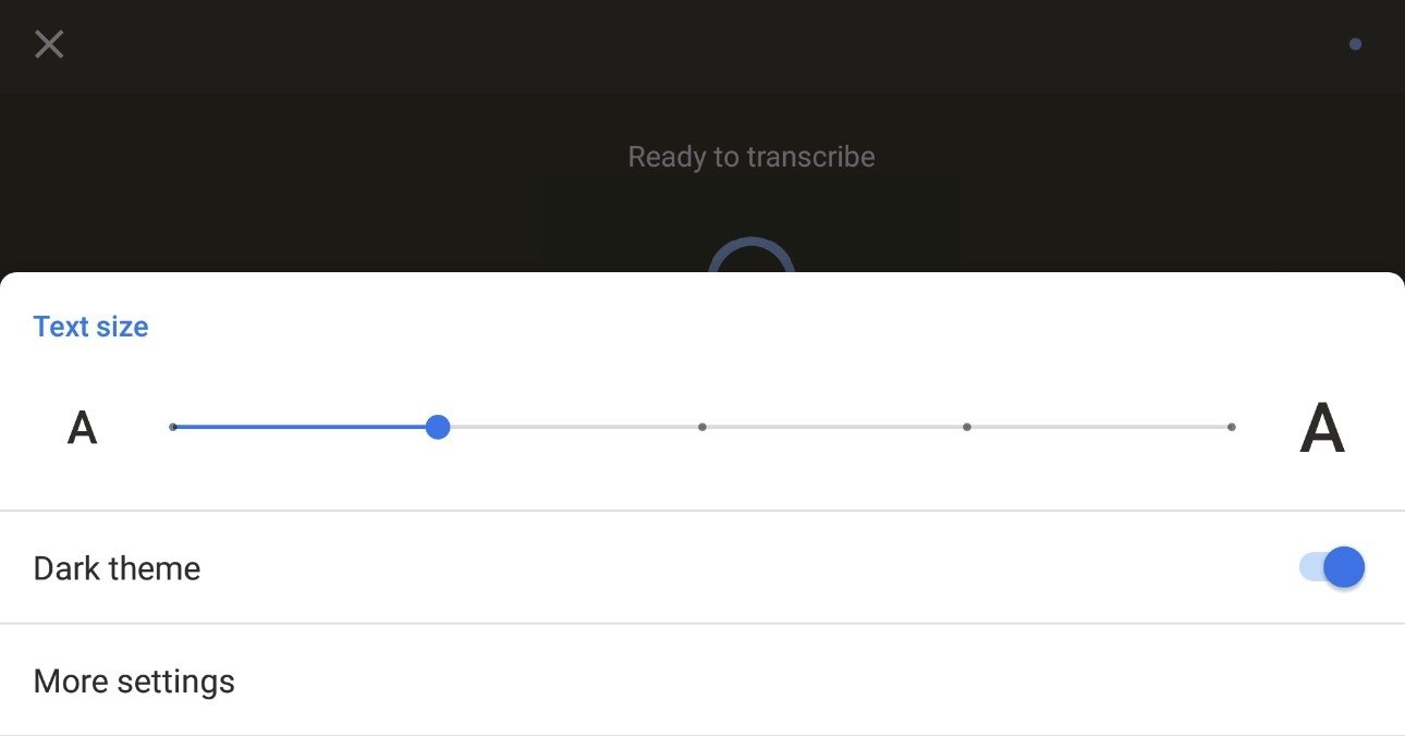 Live Transcribe 2 0 255109742 - Download for Android APK Free