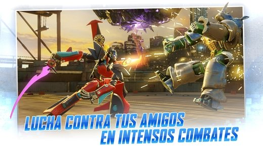 Transformers: Forged to Fight iPhone image 5