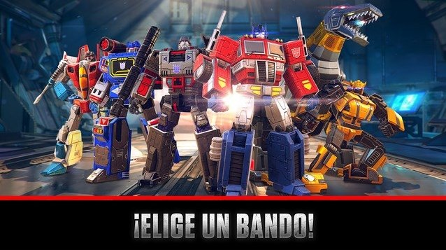 Transformers: Earth Wars Android image 5