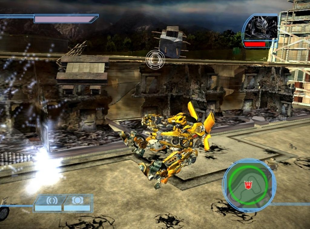 Transformers The Game image 4