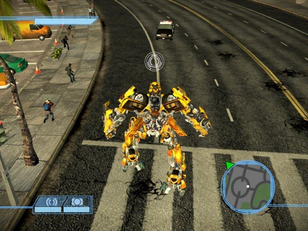 Transformers The Game Telecharger Pour Pc Gratuitement