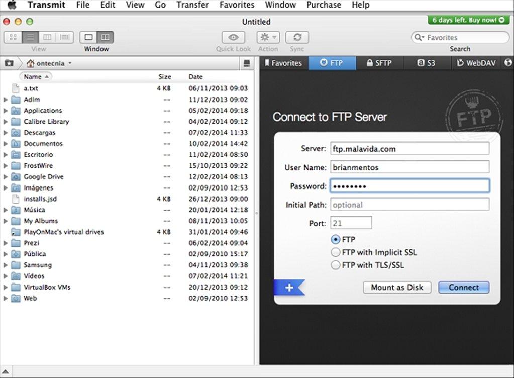 Transmit 4.4.8