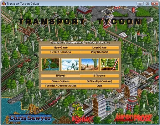 Transport tycoon deluxe windows 10 64 bit