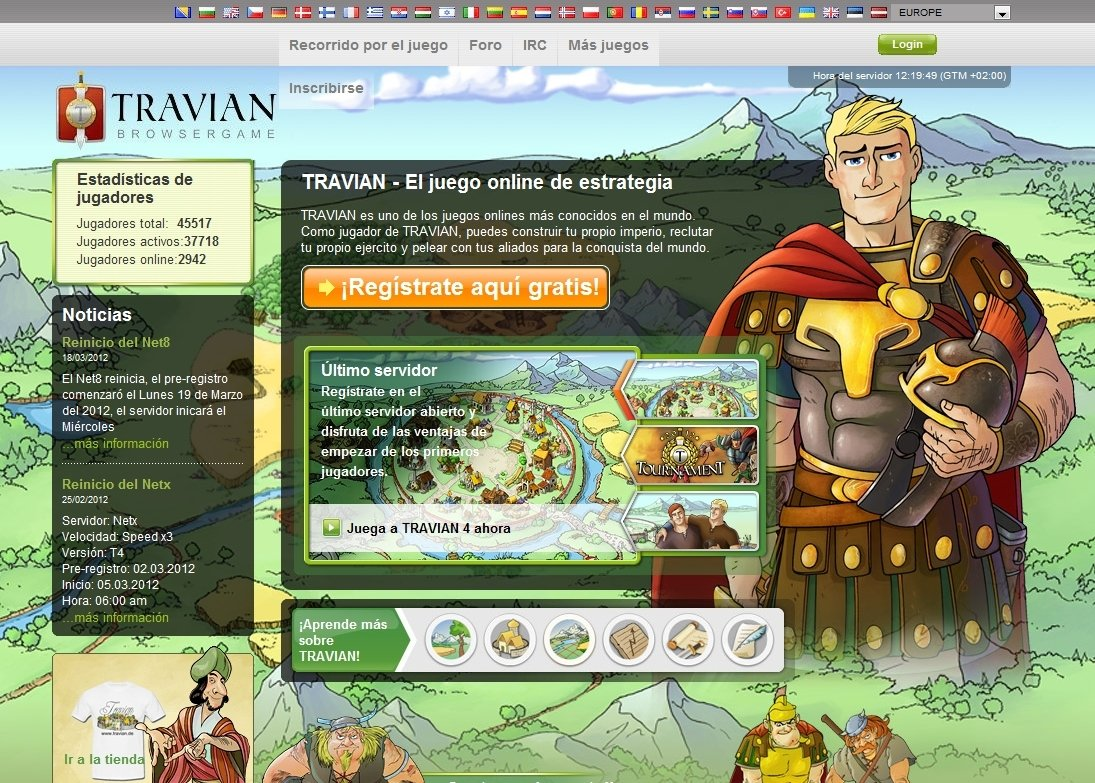 Travian Webapps image 8