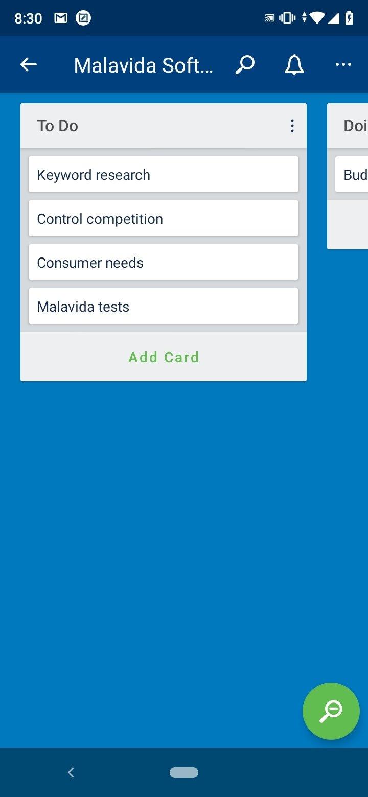 Trello Android image 4