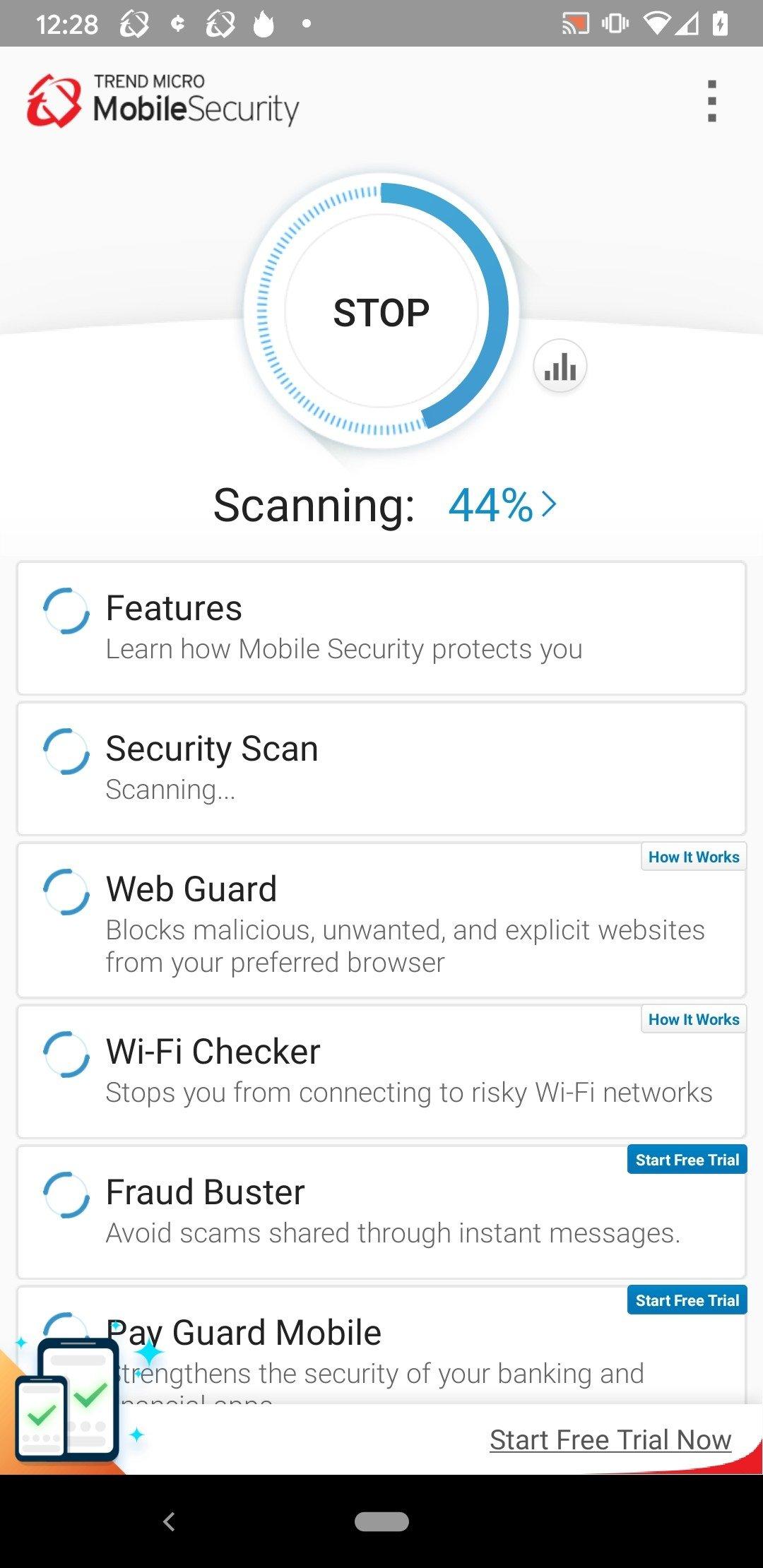 antivirus mobile gratuit a telecharger