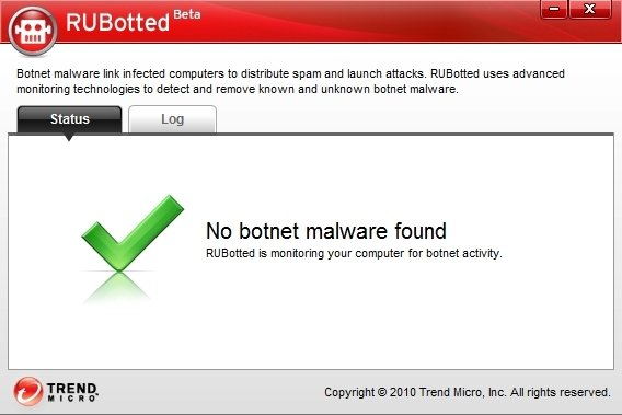 Trend Micro RUBotted image 2