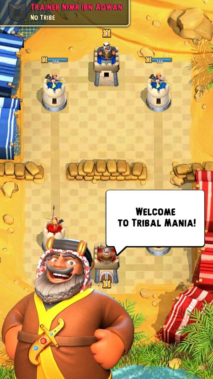 Descargar Tribal Mania 1 7 Android Apk Gratis