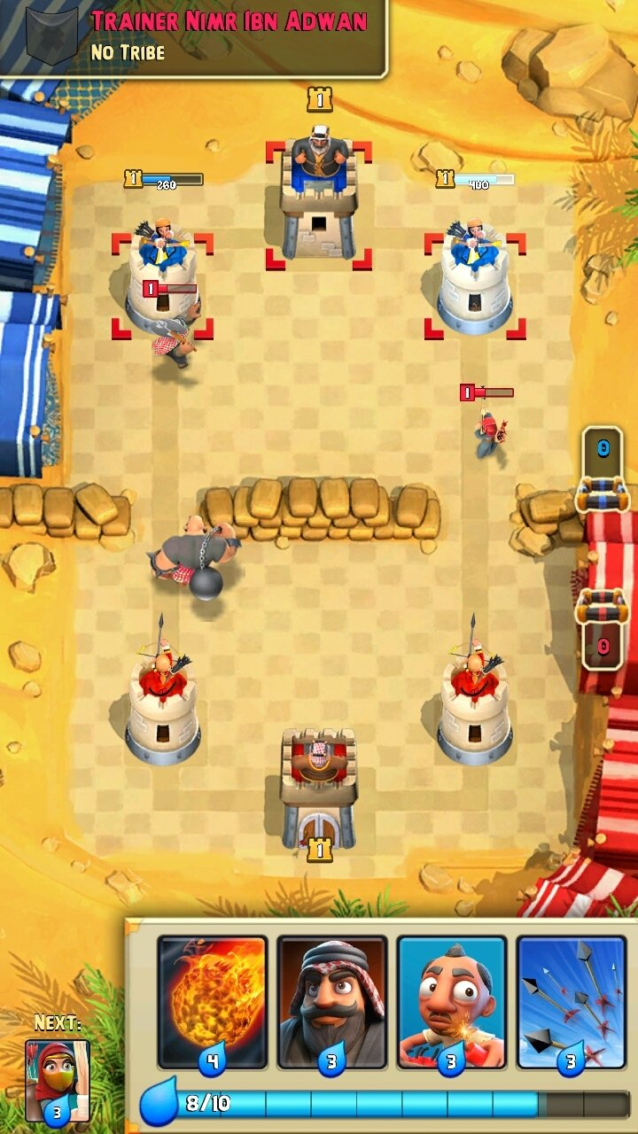 Descargar Tribal Mania 1 7 Android Apk Gratis