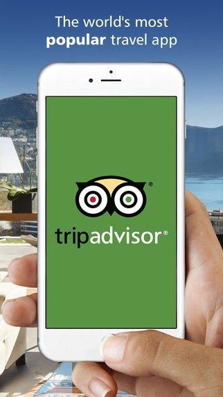 TripAdvisor - Hôtel Vols Restaurants iPhone image 5