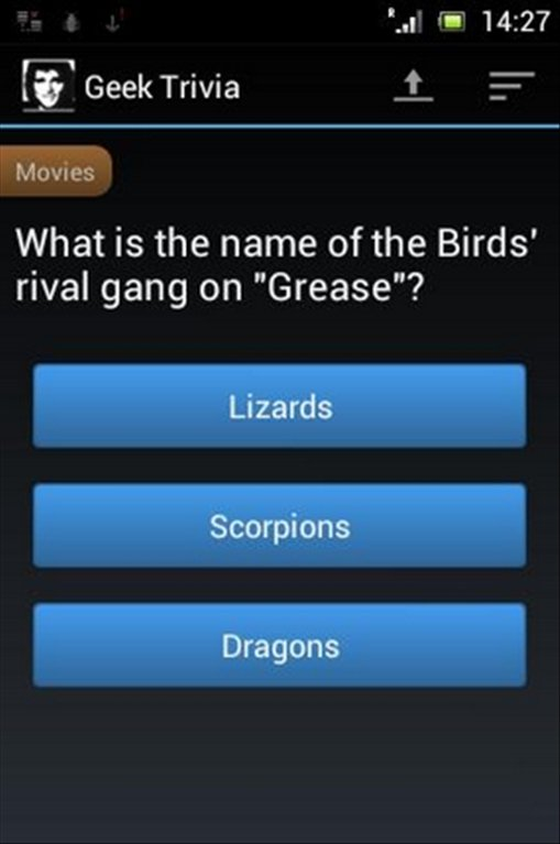 Geek Trivia Android image 4