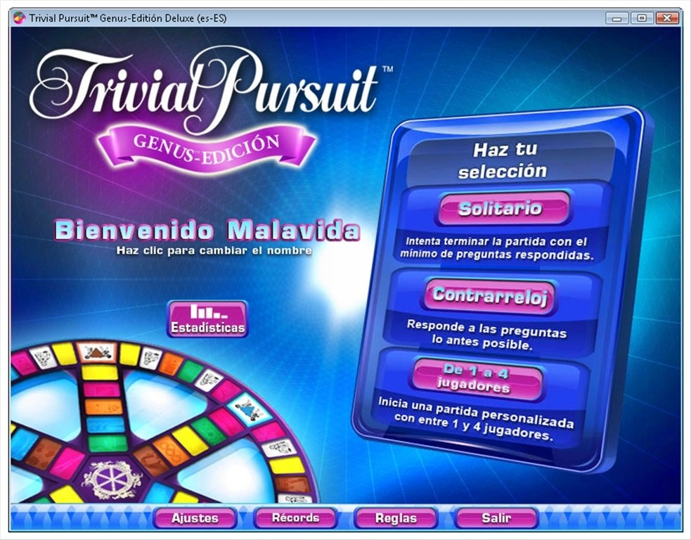 TÉLÉCHARGER TRIVIAL PURSUIT DEJANTE