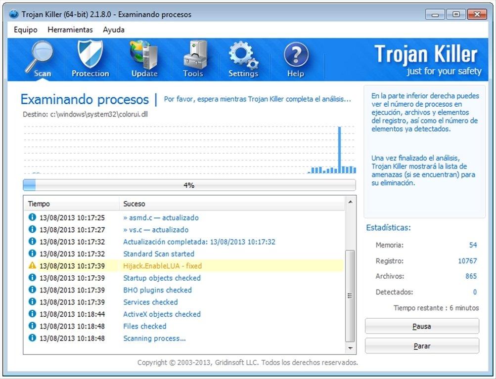 Trojan Killer image 5