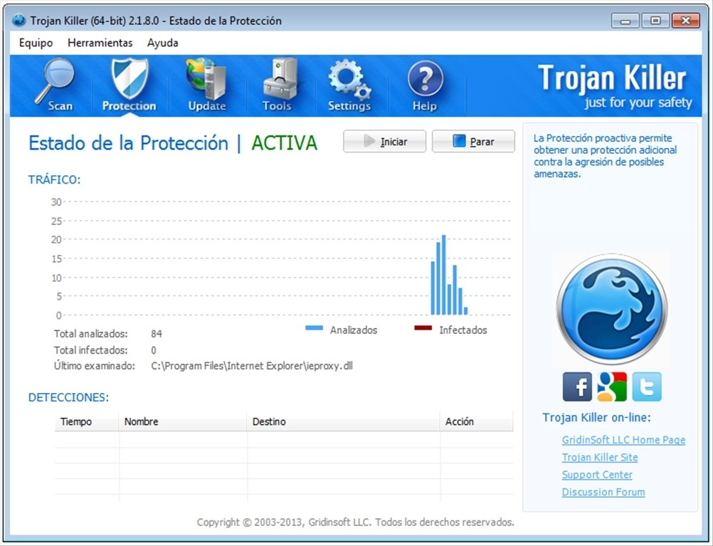 Trojan Killer 2.0.57 - Download for PC Free