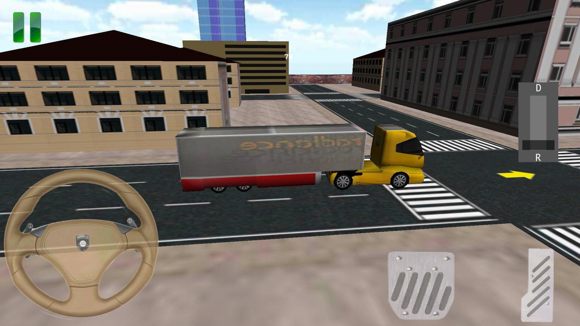 Truck Parking 3d 1 2 9 Telecharger Pour Android Apk Gratuitement