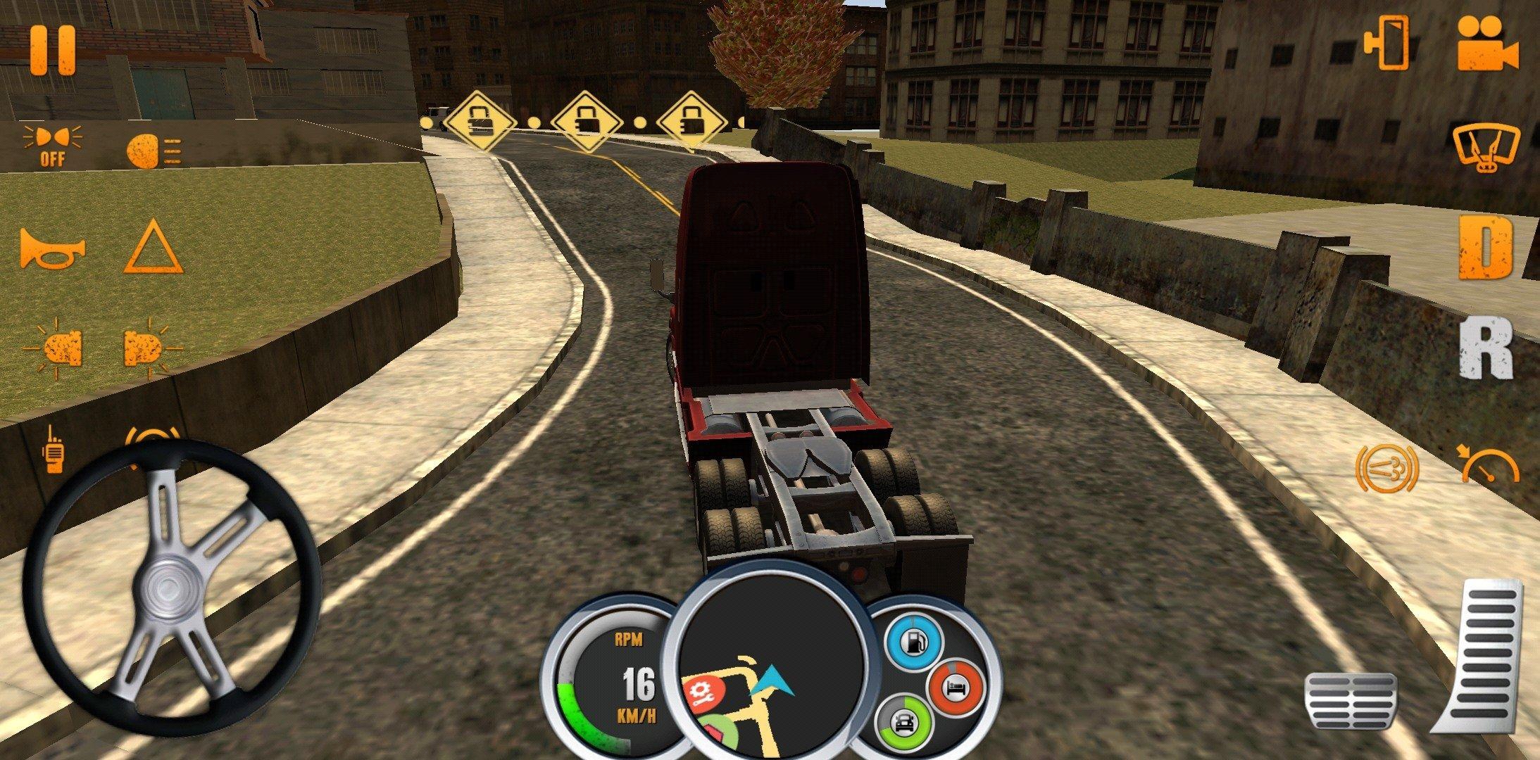 Truck Simulator USA 2.2.0 - Baixar para Android APK Grátis