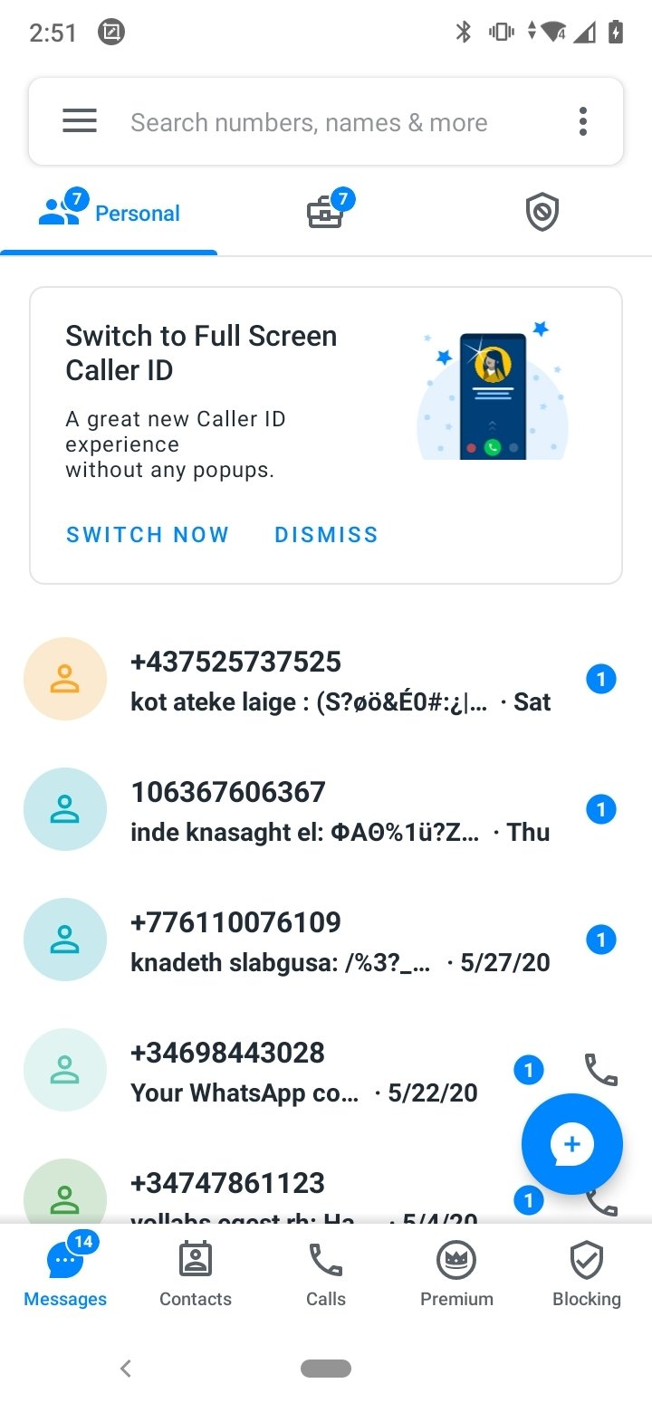 truecaller android software download