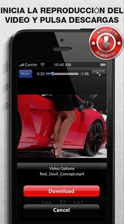 Tube Downloader iPhone image 5