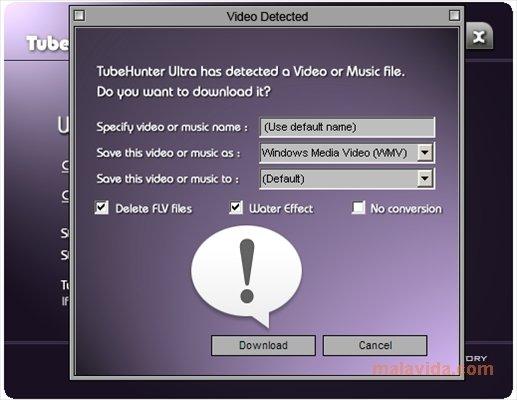 Tube hunter free download.