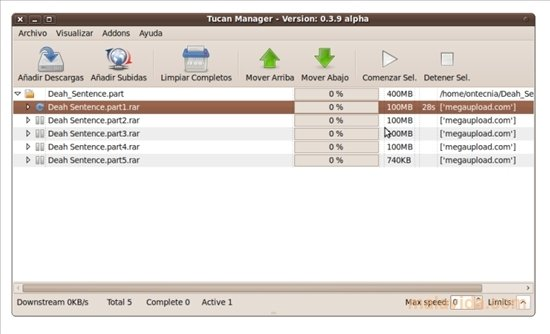 Tucan Linux image 4