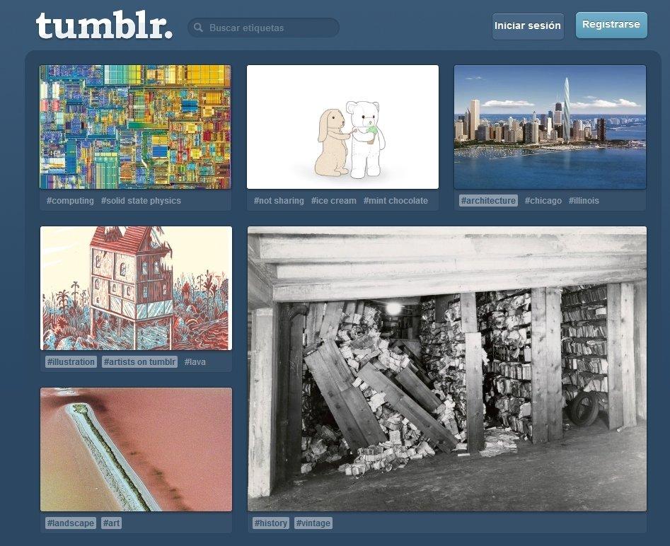 Tumblr Webapps image 5