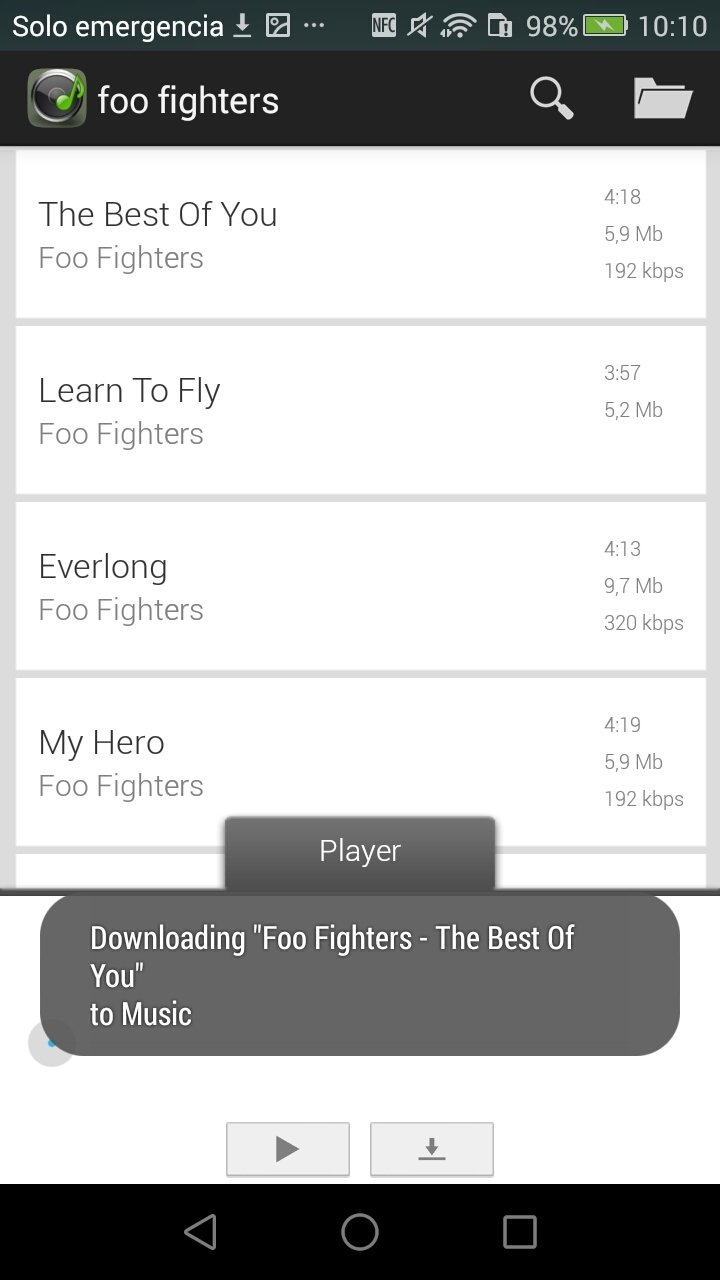 Tunee Music Downloader 6 0 - Download for Android APK Free