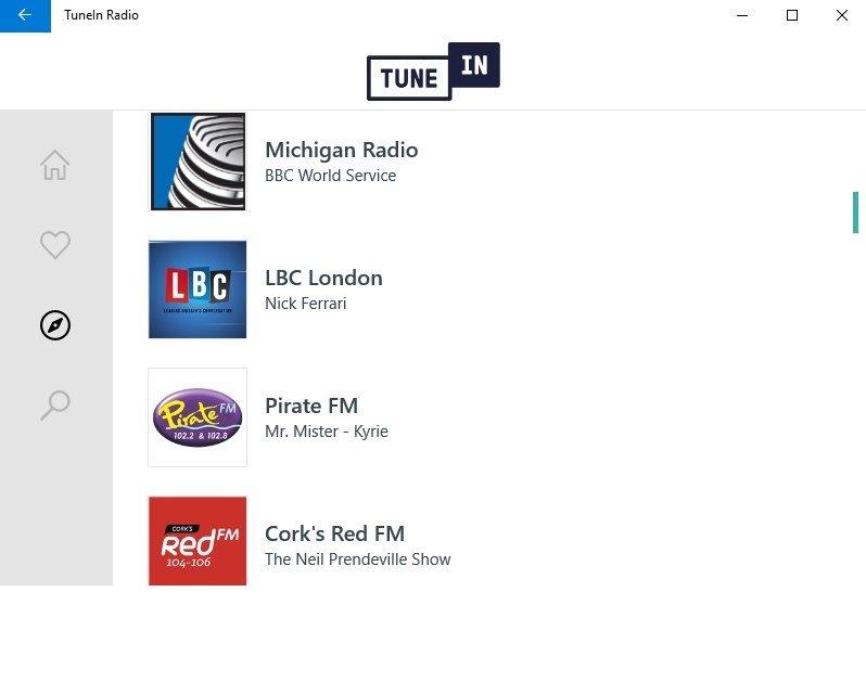descargar tunein radio gratis para pc