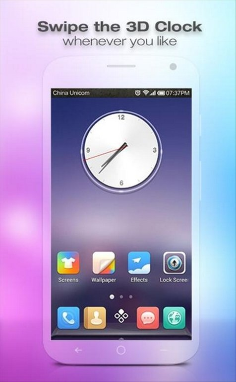 Turbo Launcher Android image 6