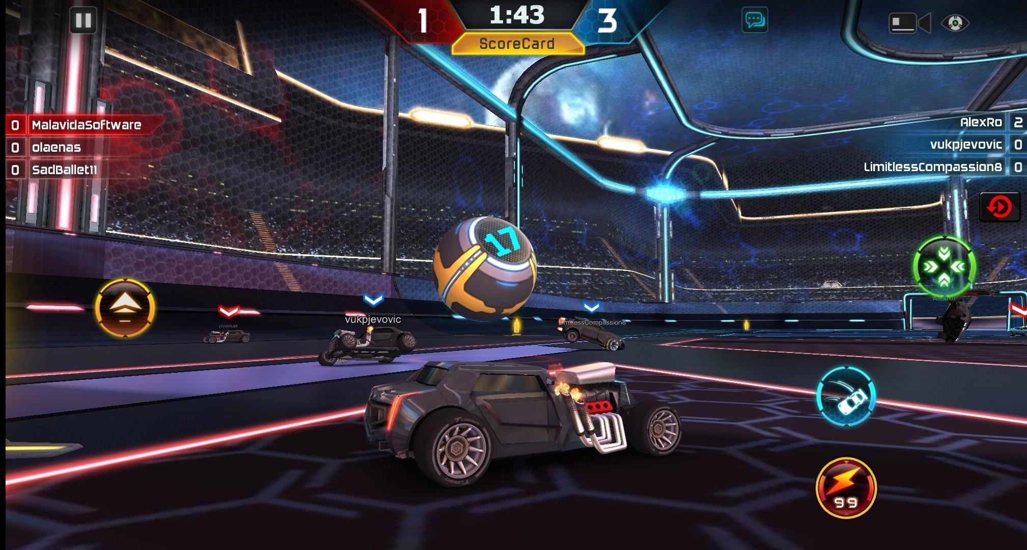 Turbo League 2.3 - Baixar para Android APK Grátis