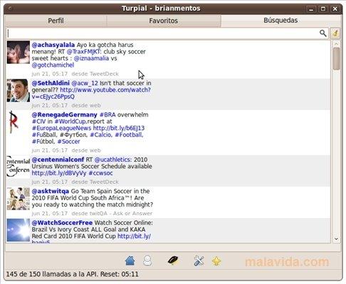 Turpial Linux image 4