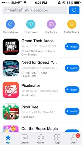 TutuApp - Download for iPhone Free