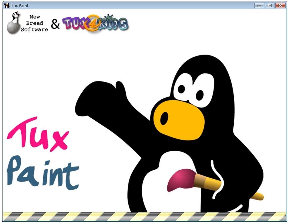 Tux Paint image 4