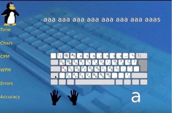 tux typing-2 gratuit