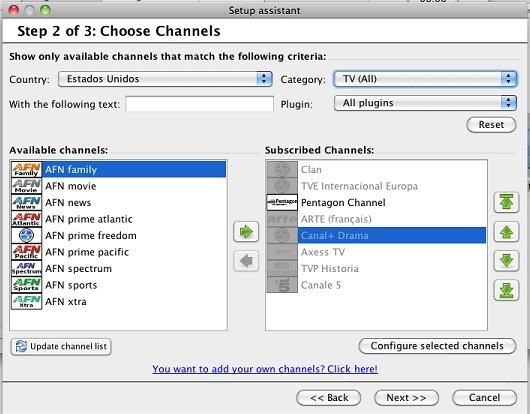 TV-Browser 4 0 1 - Download for Mac Free