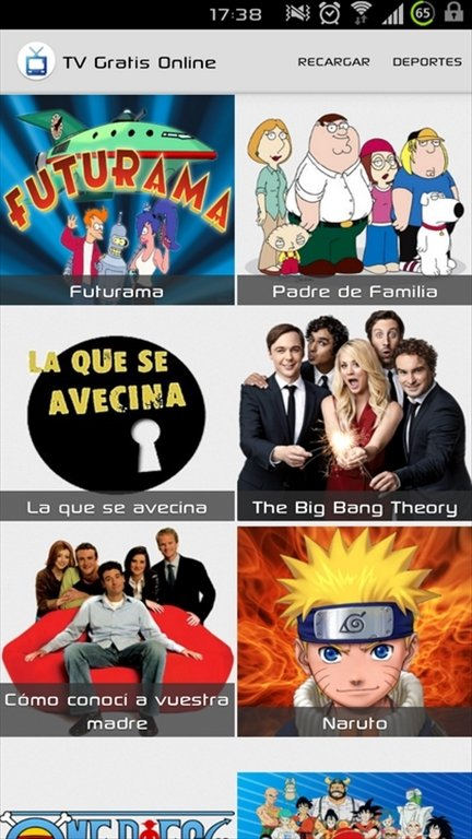 how to download tv shows on a tablet for android
