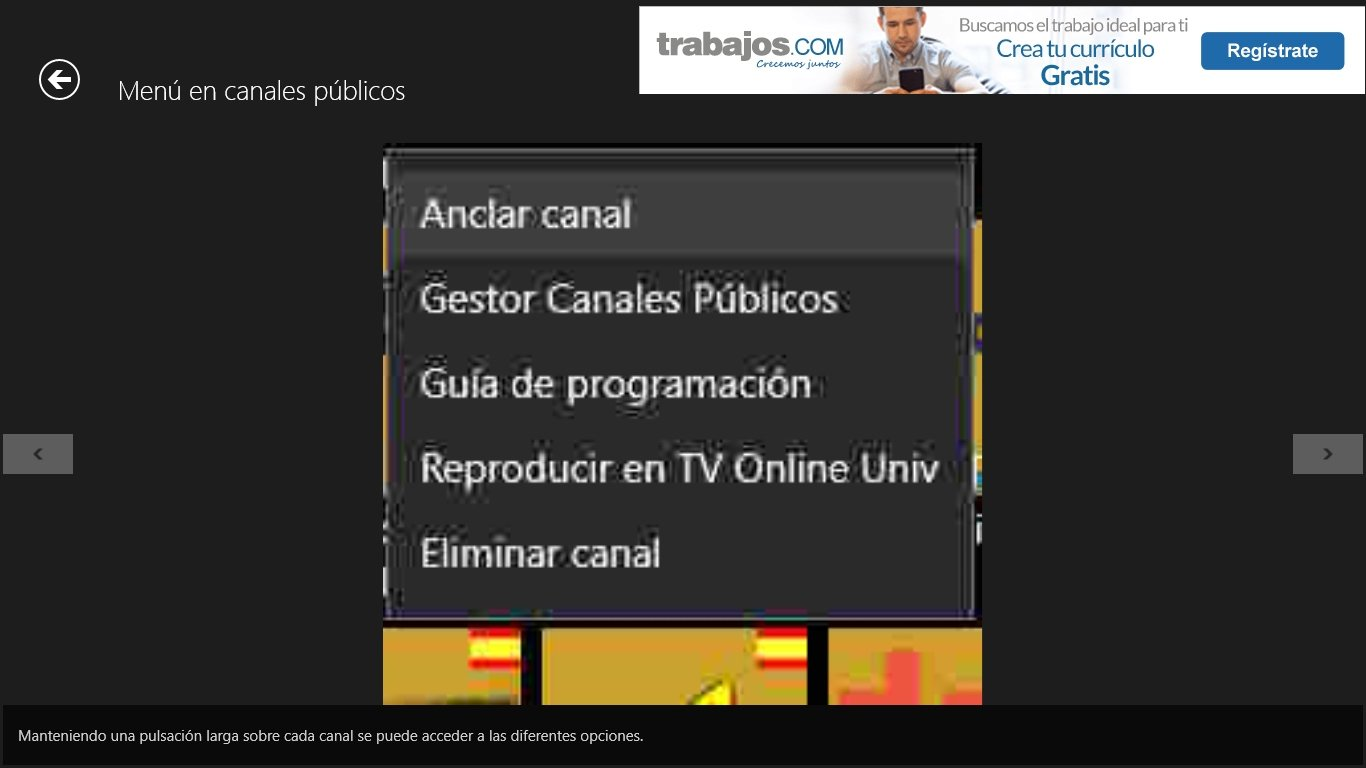 tv gratis no pc
