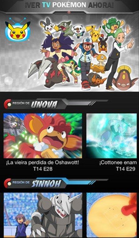TV Pokémon iPhone image 4