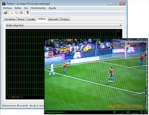 Tvants download p2p-based internet broadcast program.