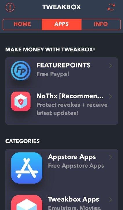 TweakBox - Download for iPhone Free