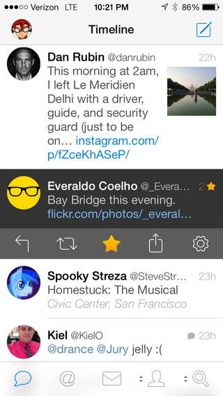 Tweetbot iPhone image 5
