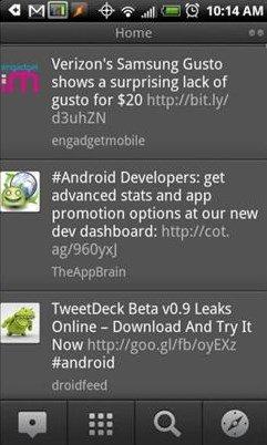 TweetDeck Android image 6