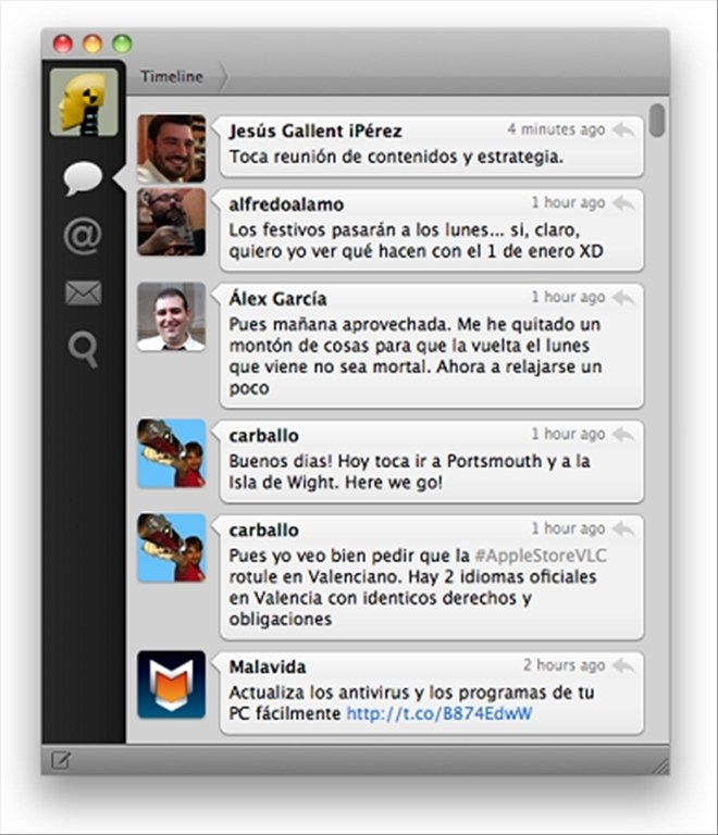 Tweetie Mac image 3