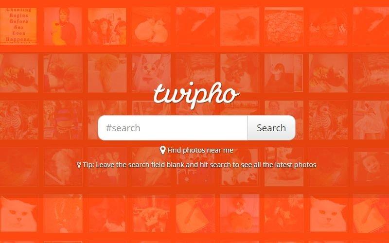 TwiPho Webapps image 4